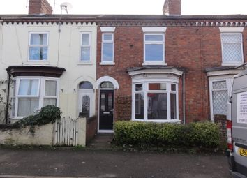 Thumbnail 3 bedroom terraced house to rent in Mill Road, Wellingborough