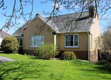 Thumbnail 4 bed bungalow for sale in Steynton Road, Steynton, Milford Haven