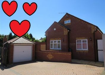 Thumbnail 3 bedroom detached bungalow to rent in Beeston Court, Hednesford, Cannock
