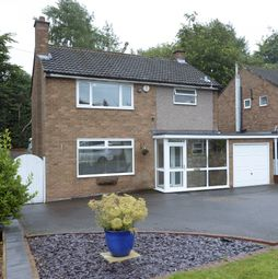 Thumbnail 4 bed detached house for sale in Grosvenor Close, Sutton Coldfield, West Midlands