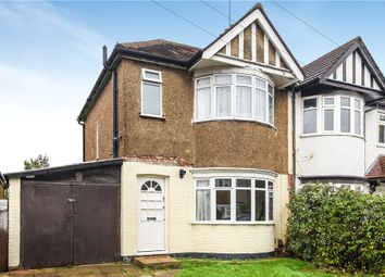 Thumbnail 3 bed end terrace house for sale in Dulverton Road, Ruislip, Middlesex
