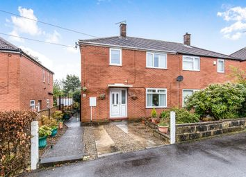 Thumbnail 3 bed semi-detached house for sale in King Alfreds Way, Meanwood, Leeds