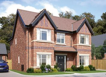 "Thumbnail 4 bed detached house for sale in ""The Tetbury"" at Yeomanry Close, Daventry"