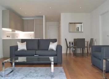 Thumbnail 1 bed flat to rent in Belcanto Apartments, Alto, Wembley Park