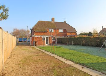 Thumbnail 3 bed semi-detached house for sale in Saxons Heath, Long Wittenham, Oxfordshire