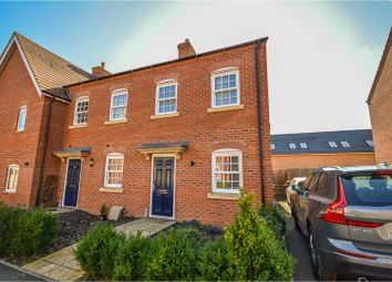 Thumbnail 2 bed end terrace house for sale in Stedeham Road, Great Denham