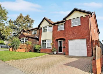 Thumbnail 5 bed detached house for sale in Goodwood Close, Alton, Hampshire