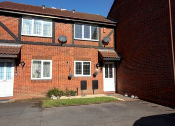Thumbnail 2 bed town house for sale in Harebell Close, Walsall