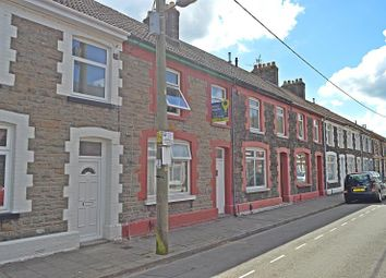 Thumbnail 4 bed terraced house to rent in Meadow Street, Treforest