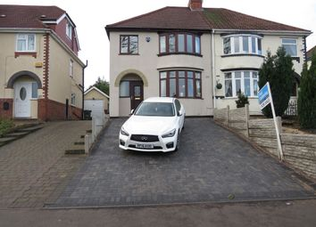 Thumbnail 3 bedroom semi-detached house for sale in Park Lane, Wednesbury