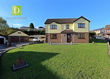 Thumbnail 5 bed detached house for sale in Kingsacre, Llantwit Fardre, Pontypridd