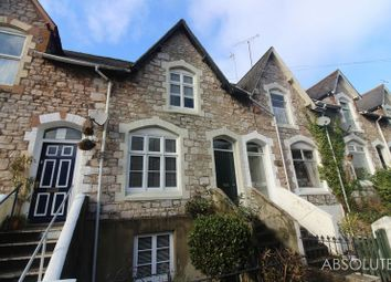 Thumbnail 3 bed terraced house to rent in Ellacombe Road, Torquay