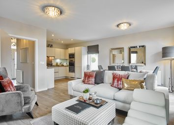Thumbnail 3 bed flat for sale in Brook Valley Gardens, Hera Avenue, Chipping Barnet