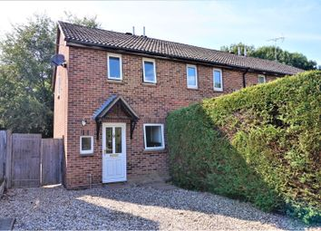 Thumbnail 2 bed end terrace house for sale in Herriard Way, Tadley