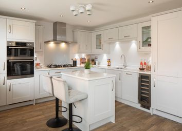 """Thumbnail 4 bedroom detached house for sale in """"Bayswater"""" at Taunton Road, Bishops Lydeard, Taunton"""