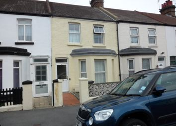 Thumbnail 3 bedroom terraced house to rent in Longstone Road, Eastbourne