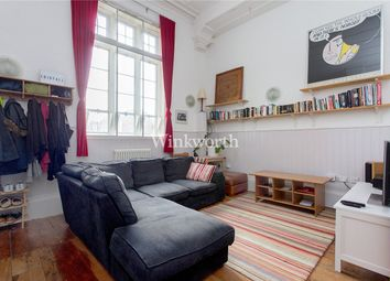 Thumbnail 1 bed flat to rent in Old School Court, Drapers Road, London
