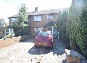 Thumbnail 4 bed terraced house for sale in The Roundway, West Watford, Herts