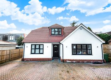 St. Georges Road, Bickley, Kent BR1. 3 bed detached bungalow for sale