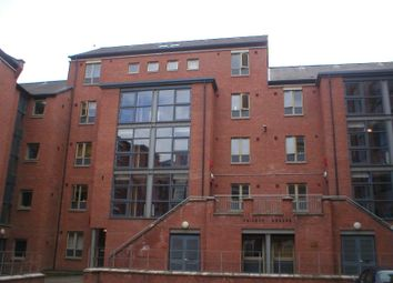 Thumbnail 1 bed flat to rent in Trivett Square, Nottingham