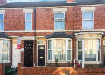 Thumbnail 2 bed terraced house for sale in Eldon Road, Rotherham