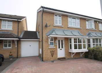 Thumbnail 3 bed property to rent in Kershaw Close, Hornchurch