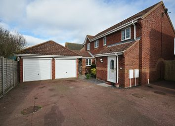 Thumbnail 4 bedroom detached house for sale in Steggles Drive, Roydon, Diss