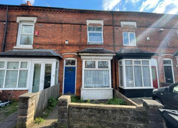 Thumbnail 4 bed property for sale in Arley Road, Bournbrook, Birmingham