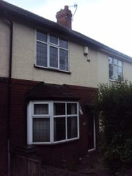Thumbnail 2 bed terraced house to rent in Ridgway Road, Shelton, Shelton
