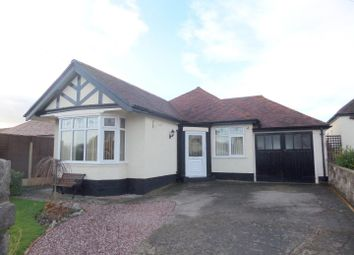 Thumbnail 2 bed detached bungalow for sale in Merivale Road, Penrhyn Bay, Llandudno