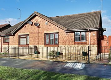 Thumbnail 2 bedroom semi-detached bungalow for sale in Preston Road, Hull