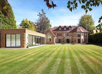 Thumbnail 7 bed detached house for sale in Burkes Road, Beaconsfield, Buckinghamshire