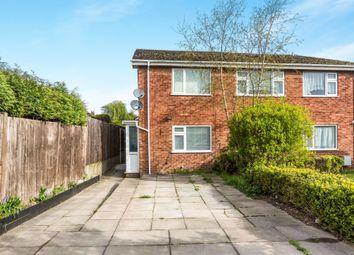 Thumbnail 2 bed flat for sale in Pettyfield Close, Sheldon, Birmingham