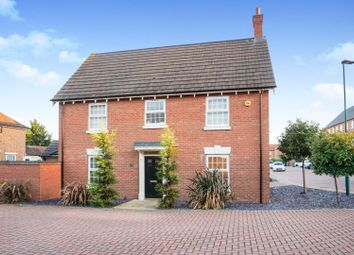 4 bed detached house for sale in Charlotte Way, Peterborough PE3