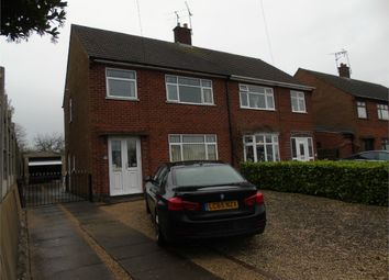 Thumbnail 3 bed semi-detached house to rent in Freemans Lane, Burbage, Hinckley, Leicestershire