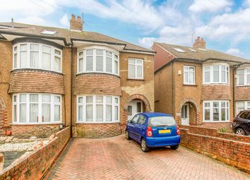 Thumbnail 3 bed semi-detached house for sale in Mill Lane, Portslade, East Sussex