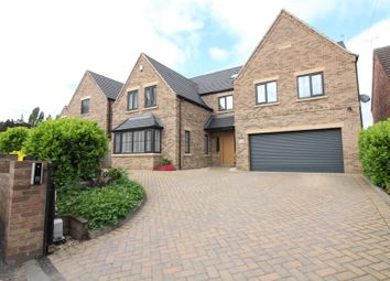 Thumbnail 6 bed detached house for sale in Barton Lane, Armthorpe, Doncaster