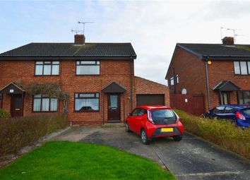 Thumbnail 2 bed semi-detached house for sale in Main Street, Long Riston, East Yorkshire