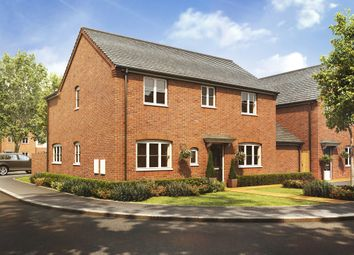Thumbnail 4 bedroom detached house for sale in Castle View Court, Moxley, Wednesbury