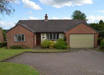 Thumbnail 2 bed bungalow for sale in Lower Way, Rugeley, Staffordshire
