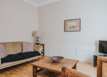 Thumbnail 2 bedroom flat to rent in Young Street, Edinburgh