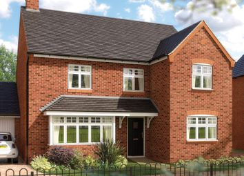 "Thumbnail 5 bedroom detached house for sale in ""The Chester"" at Trentlea Way, Sandbach"