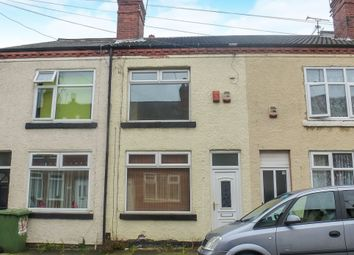 Thumbnail 2 bed terraced house for sale in Thoresby Street, Mansfield