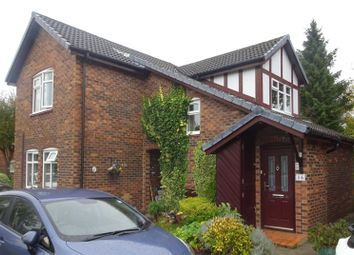 Thumbnail 1 bed flat for sale in Nightingale Close, Wilmslow, Cheshire