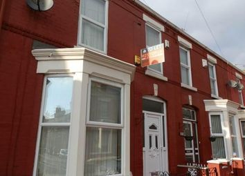 Thumbnail 4 bedroom shared accommodation to rent in Alderson Road, Liverpool