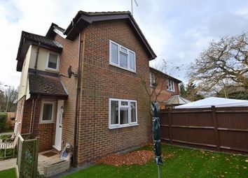 Thumbnail 1 bed semi-detached house to rent in Barn Meadow Close, Church Crookham, Fleet