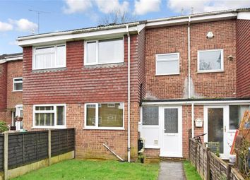 Thumbnail 3 bed terraced house for sale in Swallowfield, Willesborough, Ashford, Kent