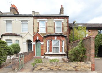 Thumbnail 3 bedroom end terrace house for sale in Franche Court Road, Earlsfield, London