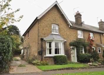 Thumbnail 2 bed end terrace house for sale in Pye Corner, Gilston, Harlow
