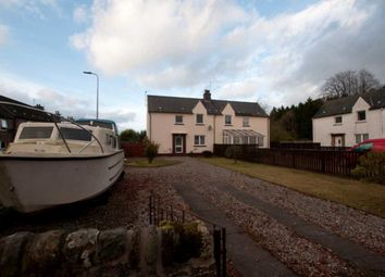 Thumbnail 2 bed semi-detached house for sale in 1 Gentle Croft, Braco, Perthshire 9Pn, UK